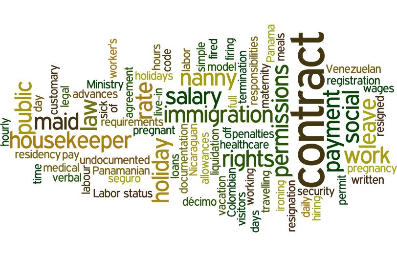 Modelo contrato empleada hogar 2015 colombia empleada Modelo contrato empleada de hogar interna