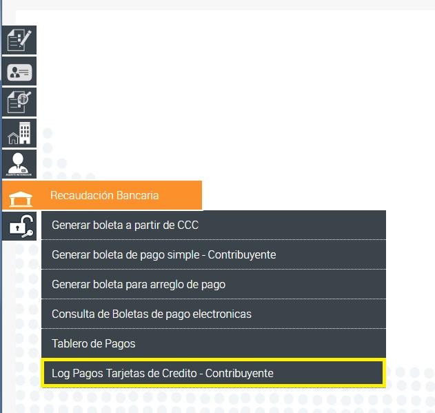 dgi, e-tax Panama, payment with credit card, credit card payment, tax payments, property taxes